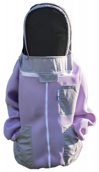 3D Luft-Imkerschutzjacke, Dreilagige Cosmo mit Schleier M Größe