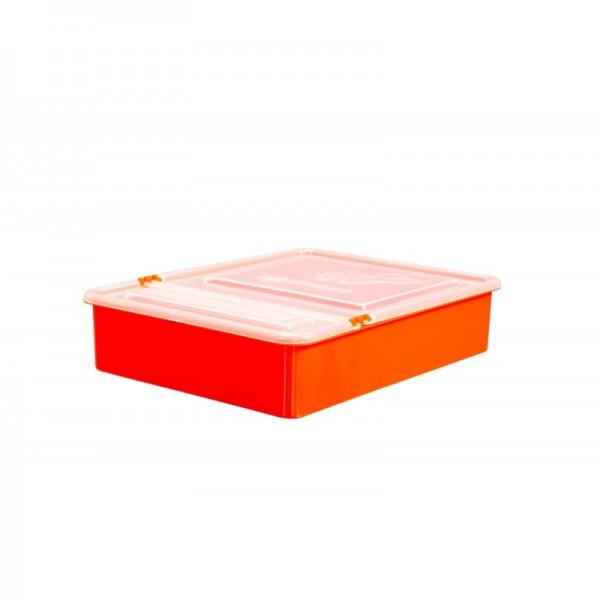 Futtertrog- Futterkasten für Bienenfutter-Sirup -1 L-Apisfarm