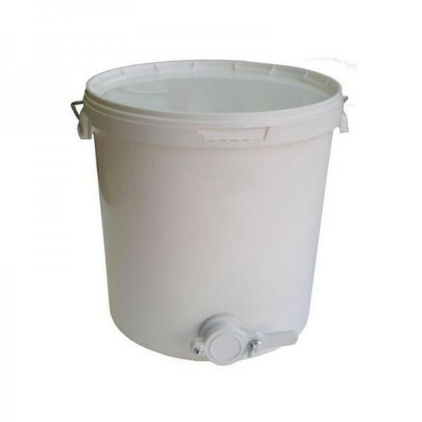 Honigschleuder/Hobbock, Honigeimer für Imkerei/ Lebensmittelkunstoff 20 L