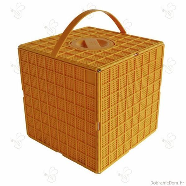 Multibox aus Kunststoff zum Kunstschwarmbildung-Transport oder Faulbrutsanierung